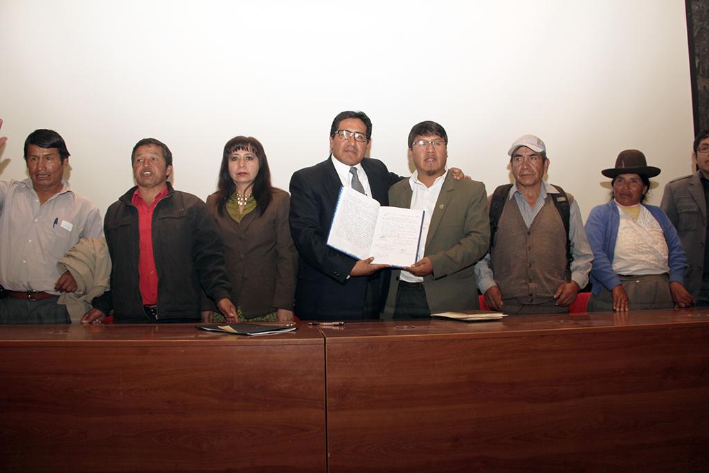 GOBIERNO MUNICIPAL DEL CUSCO DIO ALTERNATIVAS DE SOLUCIÓN A PROBLEMÁTICA DEL BOTADERO DE HAQUIRA