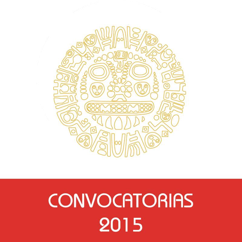 Convocatoria 17-07-2015
