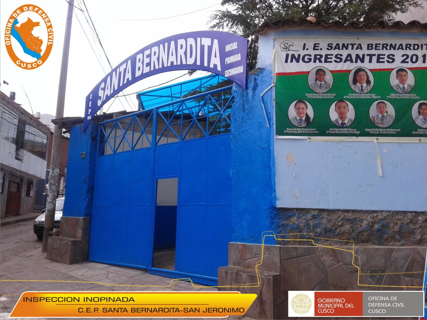 CENTROS EDUCATIVOS EN CUSCO NO SE ENCUENTRAN APTOS PARA EL INICIO ESCOLAR POR PRESENTAR CONDICIONES DE INFRAESTRUCTURA EN ALTO RIESGO.