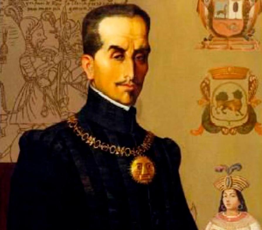 """""""CUARTO CENTENARIO DEL LEGADO HISTÓRICO DEL INCA GARCILASO DE LA VEGA CHIMPU OCLLO"""""""
