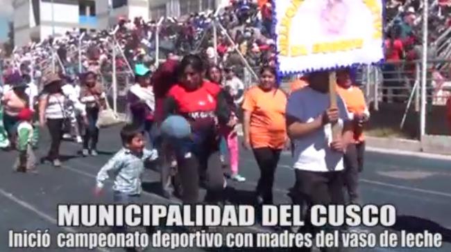 Informe 14 de Agosto – Municipalidad Provincial del Cusco