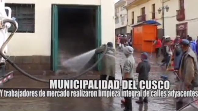 Informe 9 de Agosto – Municipalidad Provincial del Cusco