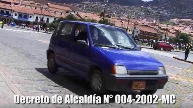 Taxis Ticos Prohibidos – Agosto 2016