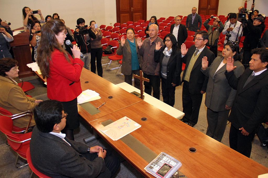 SE CONFORMÓ EL CONCEJO MUNICIPAL DEL LIBRO Y LA LECTURA EN LA MUNICIPALIDAD PROVINCIAL DEL CUSCO.