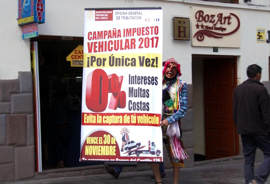 LOS ''MAQT´AS DE TRIBUTACIÓN'' IMPULSAN CAMPAÑA DE DESCUENTO DE 100% EN INTERESES Y MORAS DE IMPUESTO VEHICULAR