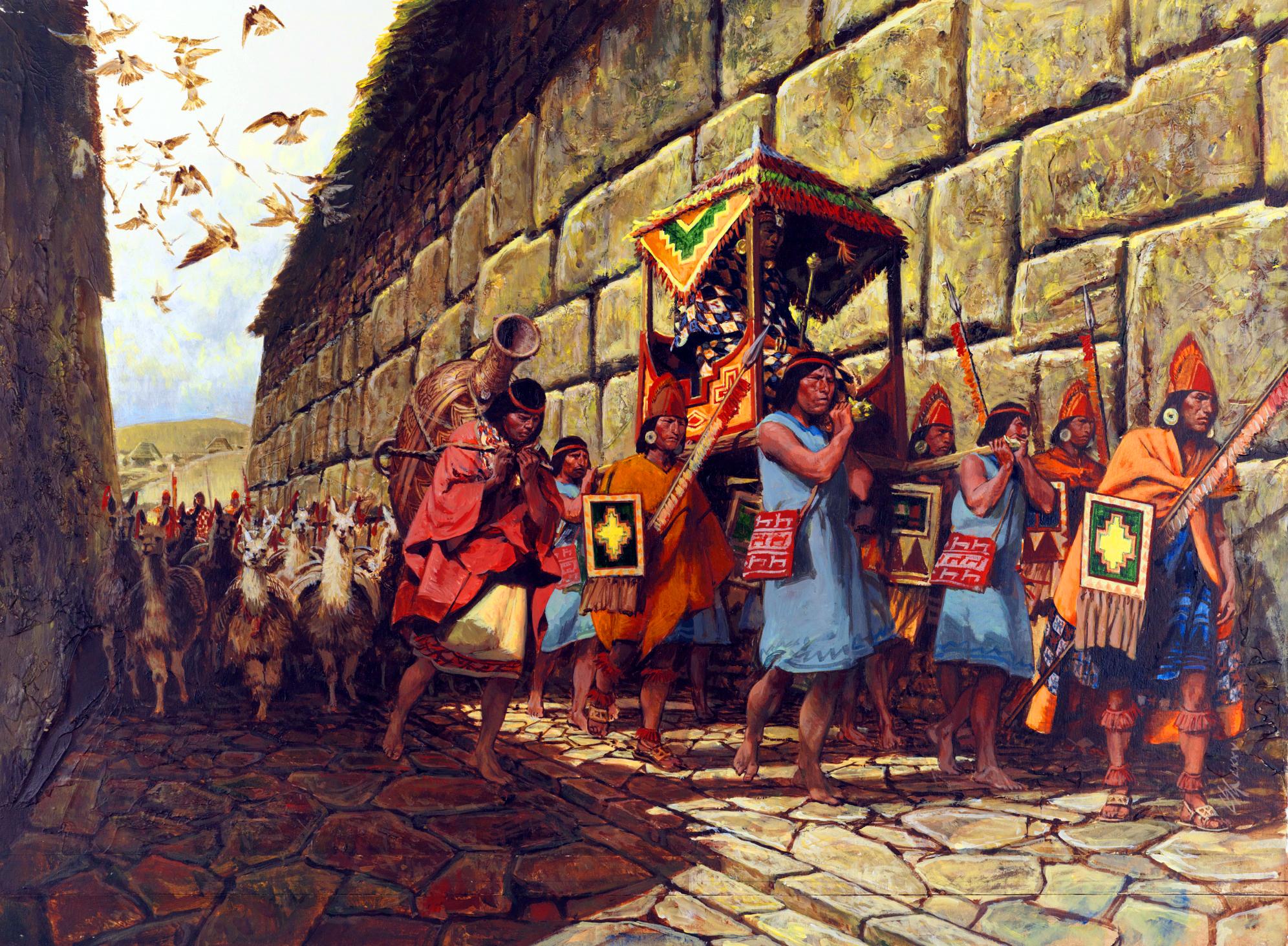 MUNICIPALIDAD PROVINCIAL DE CUSCO FORTALECE LA IDENTIDAD CULTURAL EN LAS I.E. CON EL PROYECTO HISTORIA DEL CUSCO.