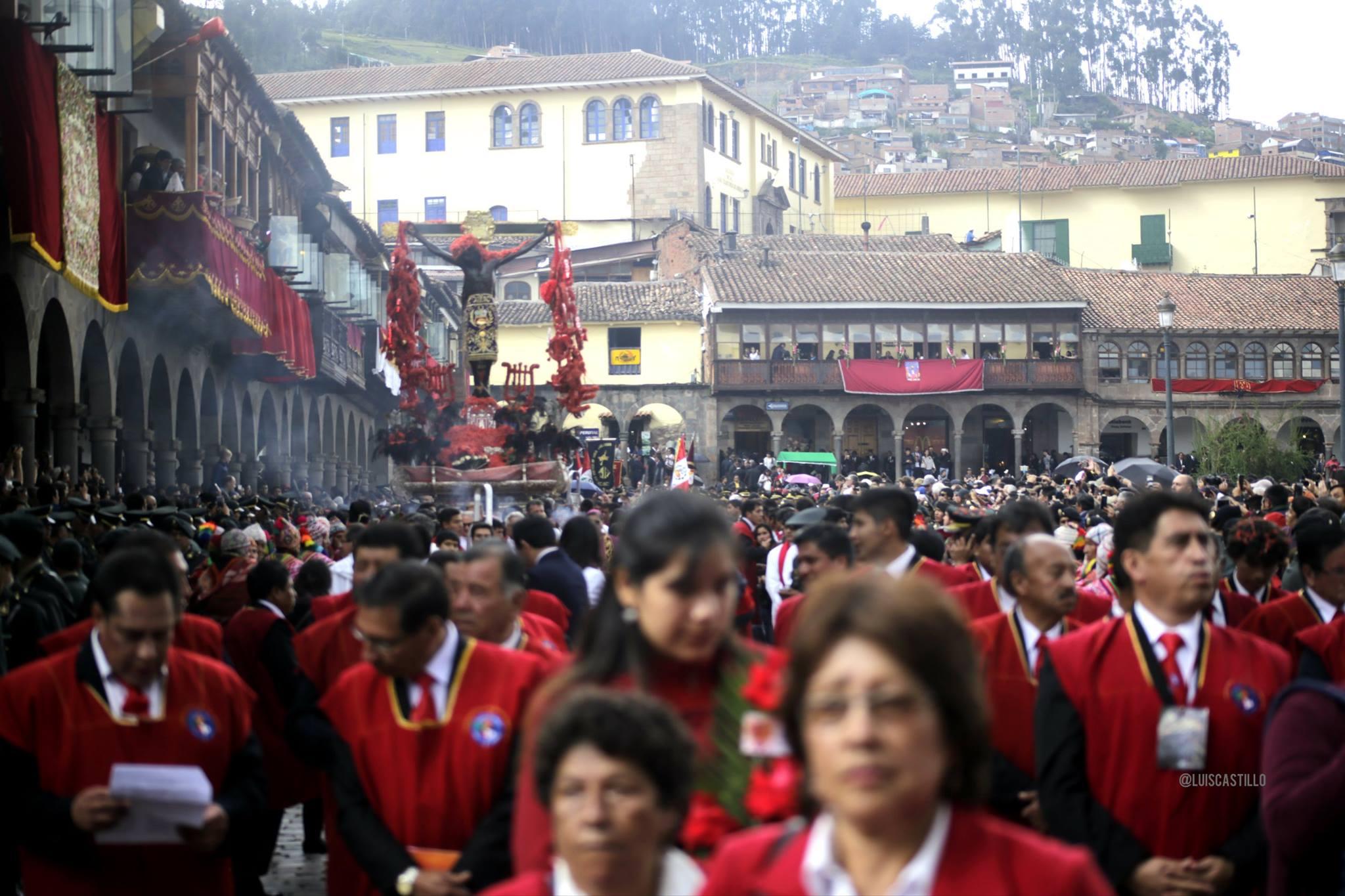 MUNICIPALIDAD DEL CUSCO PRESENTA PLAN DE CONTINGENCIA Y SEGURIDAD VIAL – LUNES SANTO