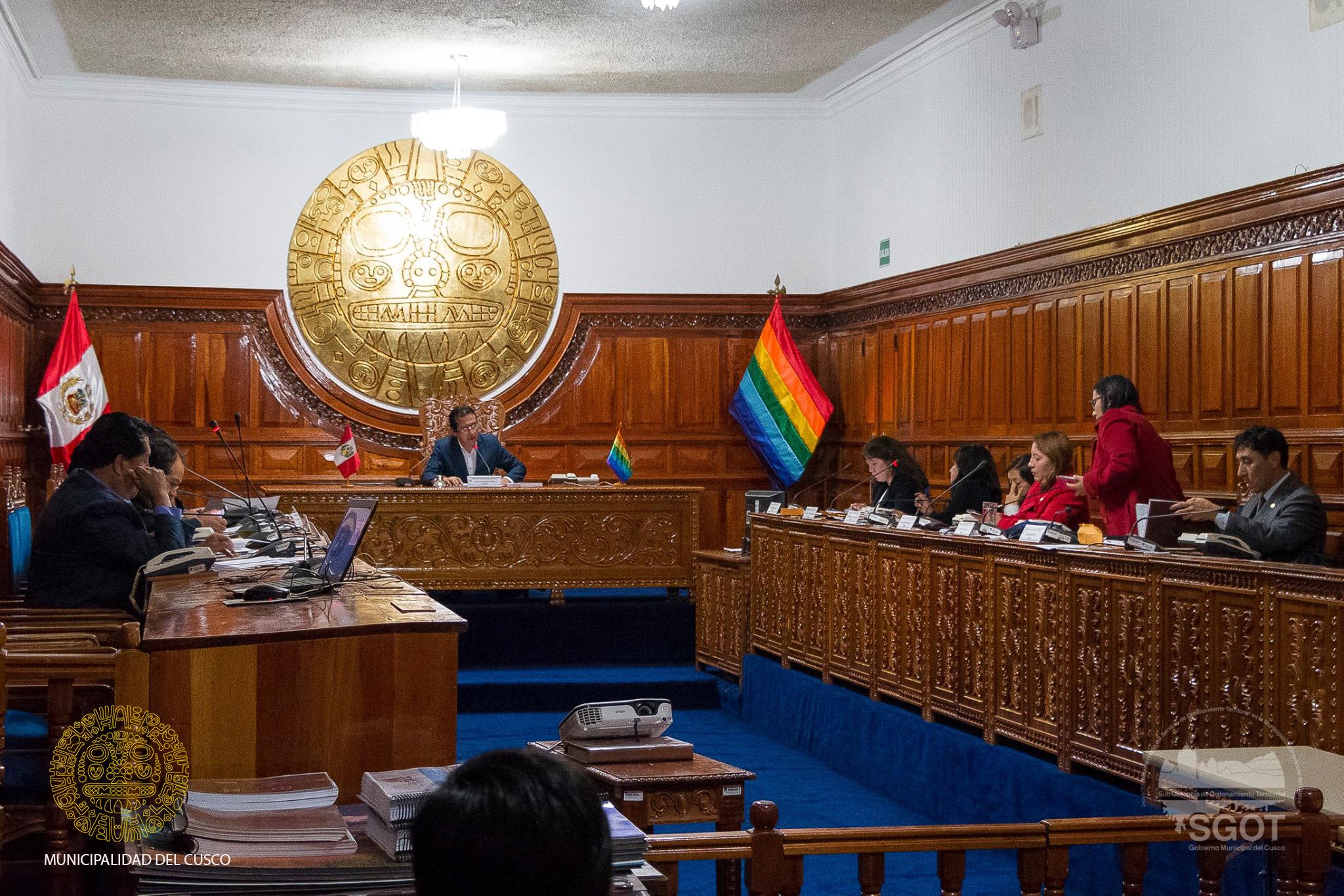 CONCEJO MUNICIPAL DE CUSCO APROBÓ POR UNANIMIDAD EL PLAN DE DESARROLLO METROPOLITANO DE CUSCO – PDM 2017 – 2037