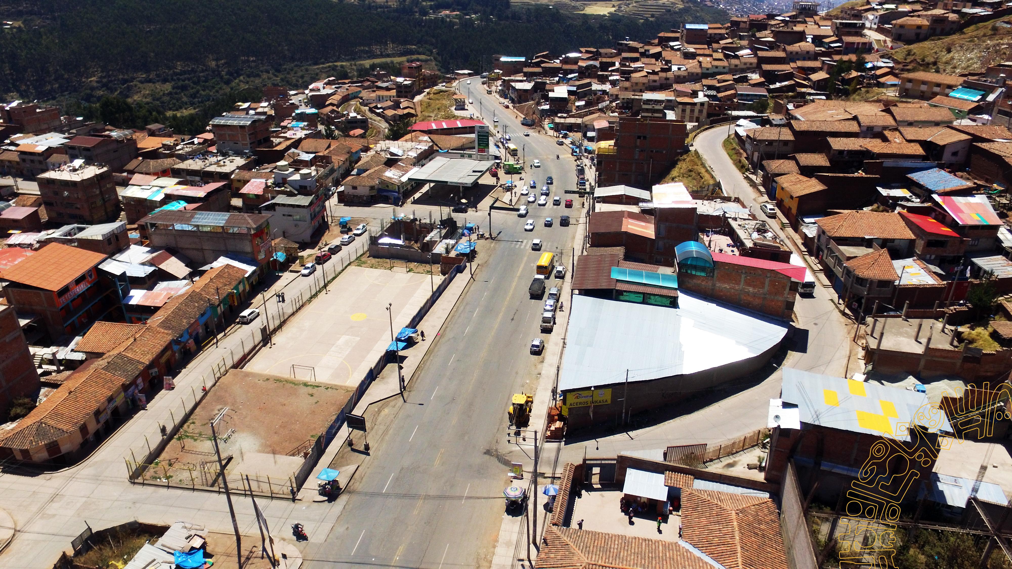 VÍA PUQUIN – ARCO TICA TICA SERA INTERVENIDA POR  LA  MUNICIPALIDAD DEL CUSCO.