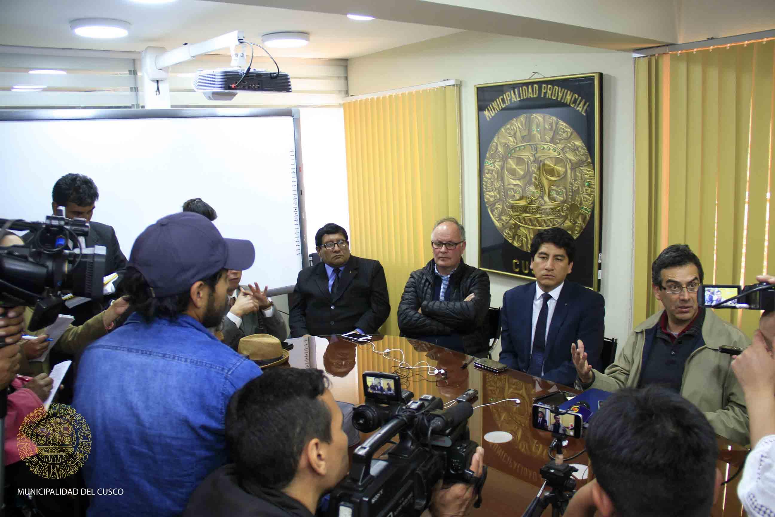 MUNICIPALIDAD DE CUSCO MEDIANTE EL PLAN DE MOVILIDAD Y ESPACIOS PÚBLICOS CONSIGUIÓ 50 MILLONES DE SOLES.