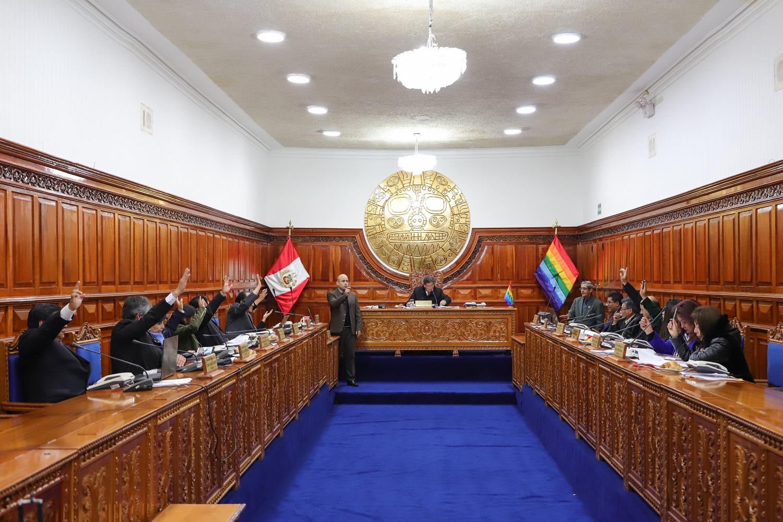 CONCEJO MUNICIPAL APROBÓ AMPLIACIÓN DE PLAZOS PARA EL CUMPLIMIENTO DE OBLIGACIONES TRIBUTARIAS